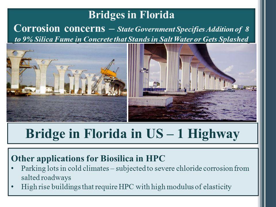 Bridge in Florida in US – 1 Highway