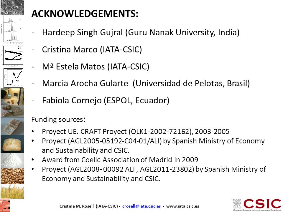 ACKNOWLEDGEMENTS: Hardeep Singh Gujral (Guru Nanak University, India)