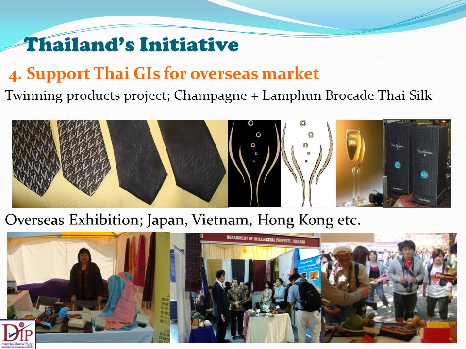 Thailand's Initiative