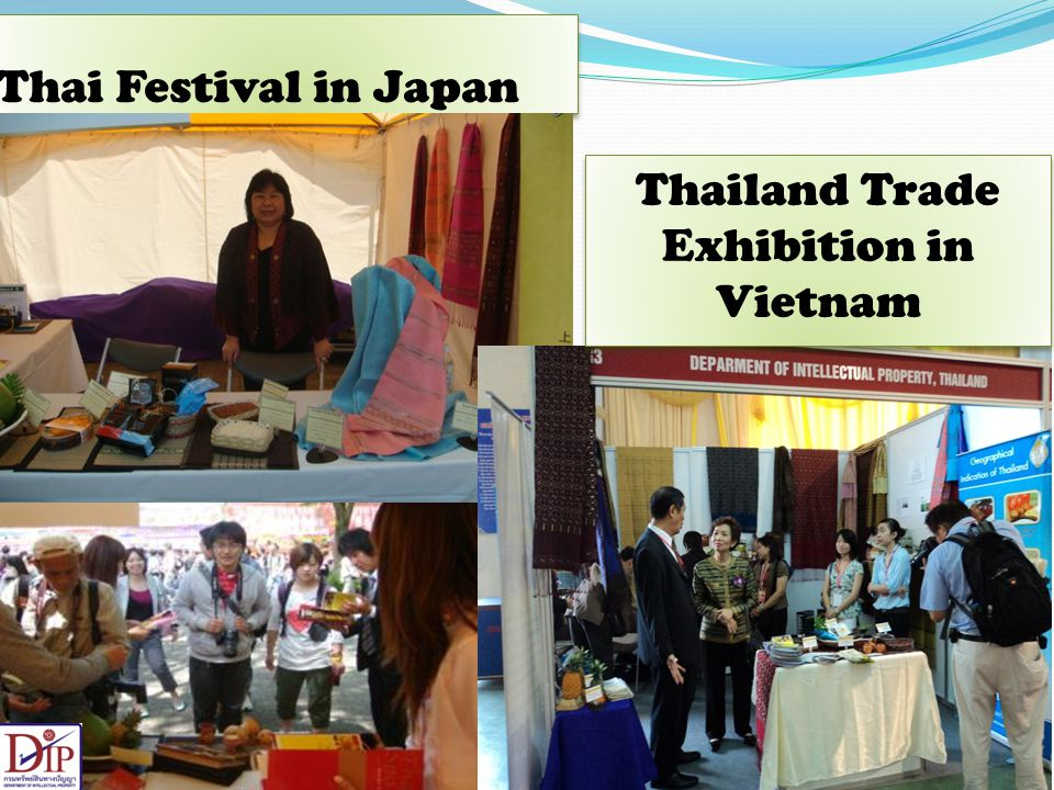 Thailand Trade Exhibition in Vietnam