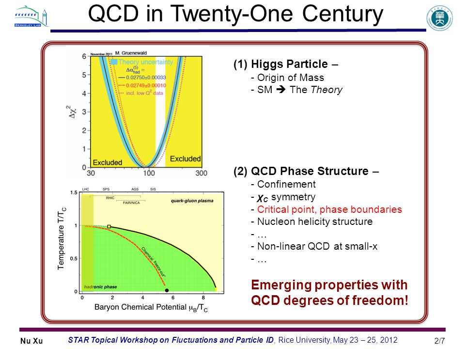 QCD in Twenty-One Century