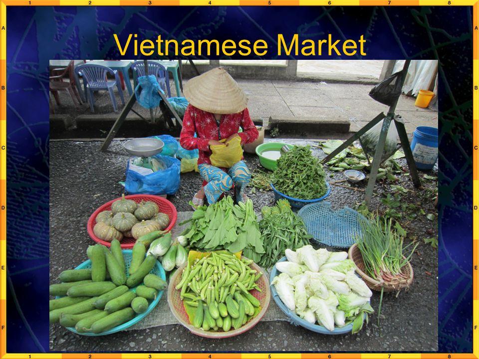 Vietnamese Market