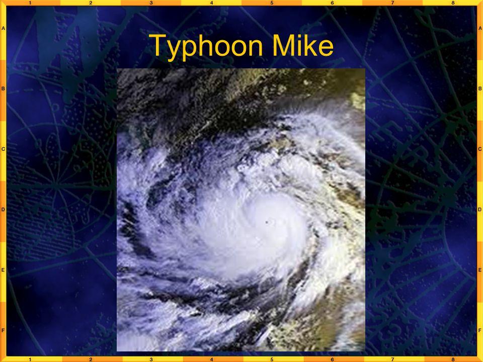 Typhoon Mike