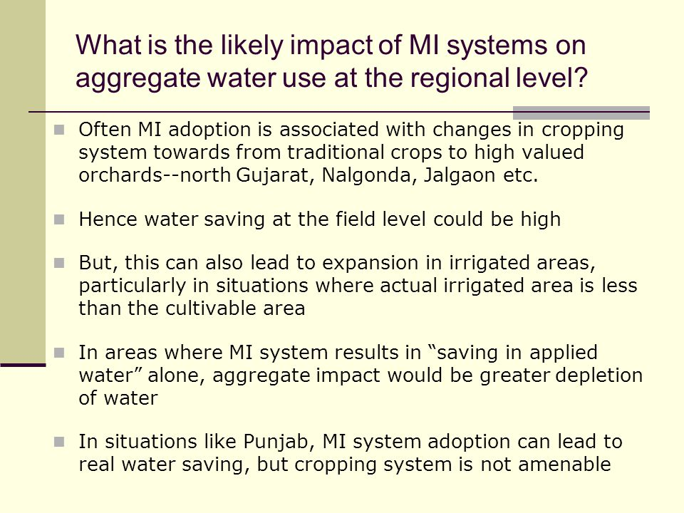 what is the likely impact on How will climate change impact on fresh water security in the sub-tropics, climate change is likely to lead to reduced rainfall in what are already dry regions.