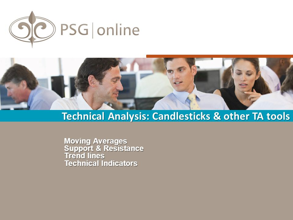 Technical Analysis: Candlesticks & other TA tools
