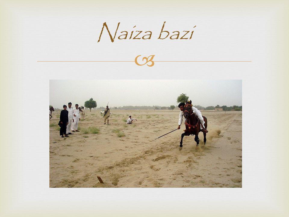 Naiza bazi