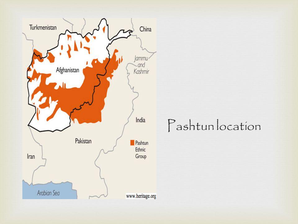 Pashtun location