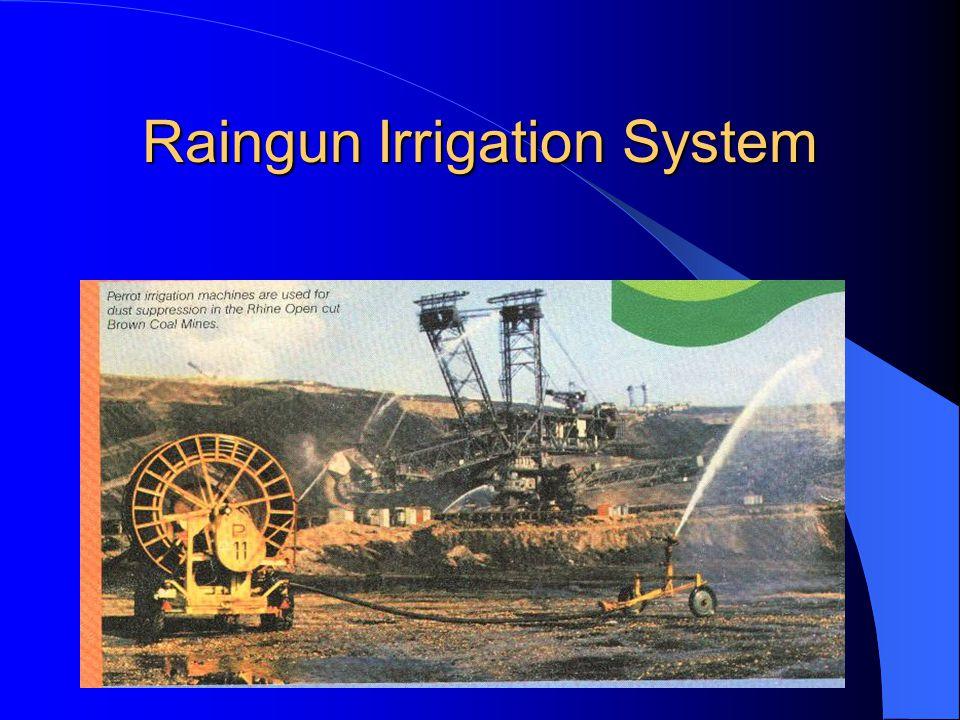 Raingun Irrigation System