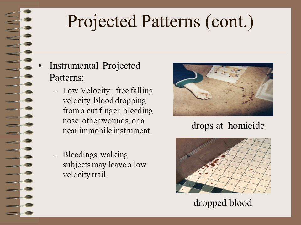 Projected Patterns (cont.)