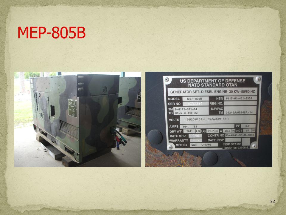 MEP-805B