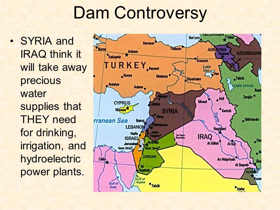 Dam Controversy