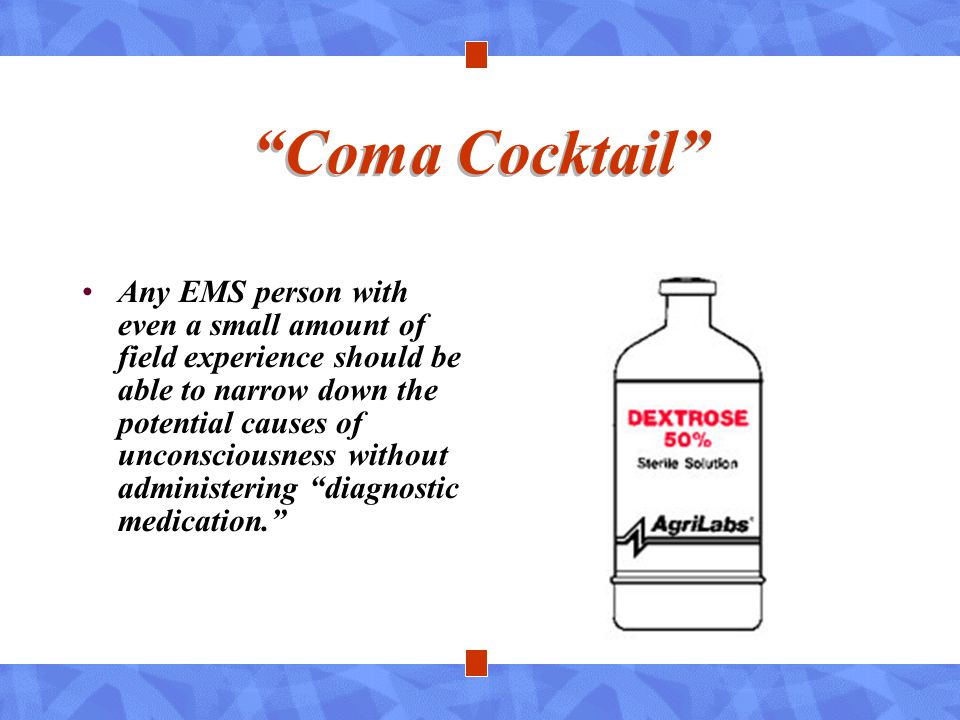 Coma Cocktail
