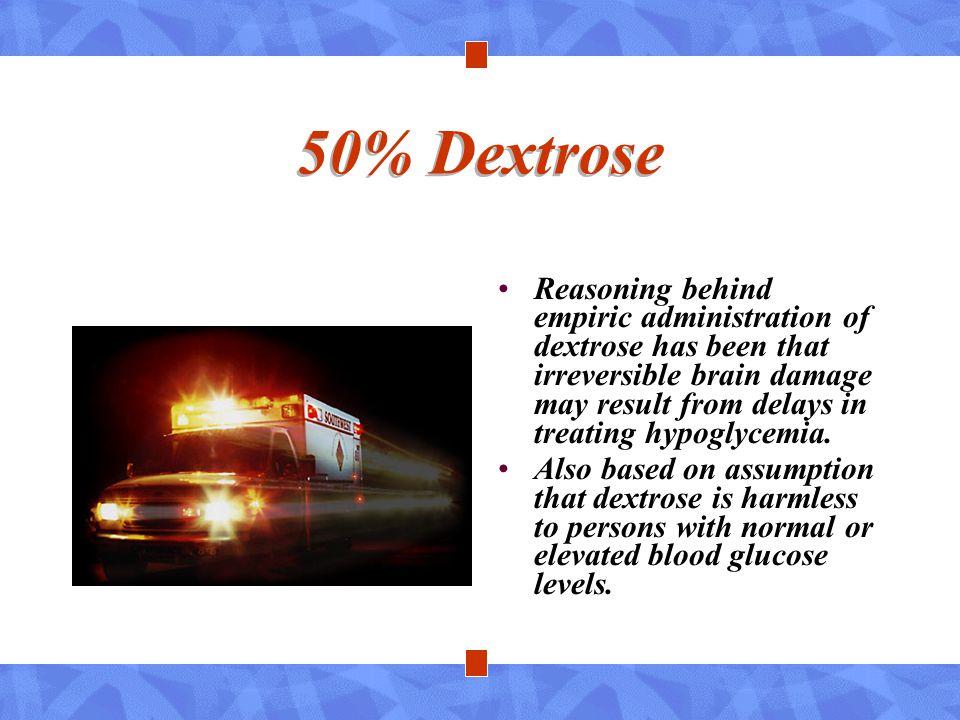 50% Dextrose