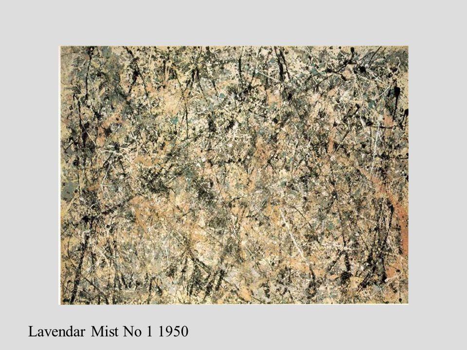Lavendar Mist No 1 1950