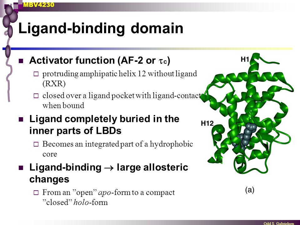 Ligand-binding domain