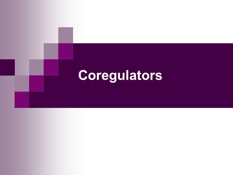 Coregulators