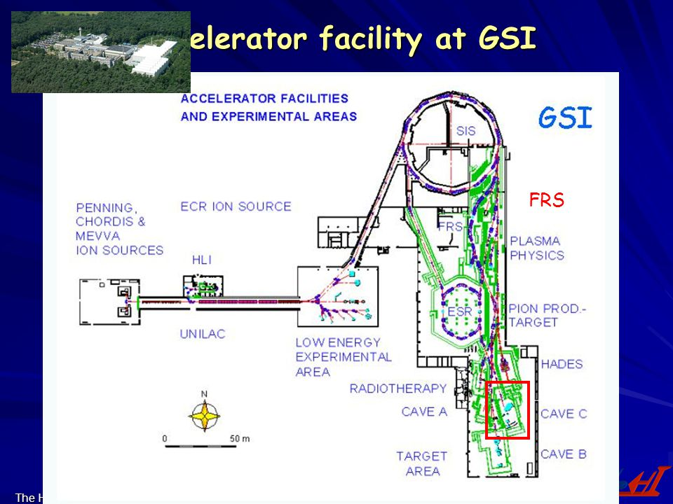 Accelerator facility at GSI