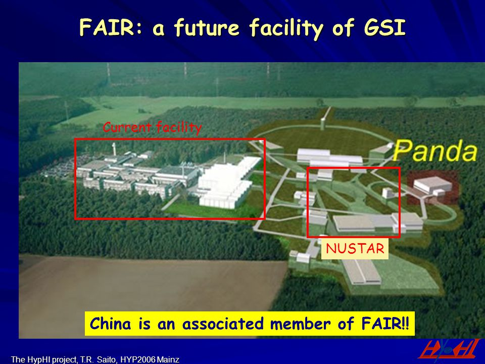 FAIR: a future facility of GSI