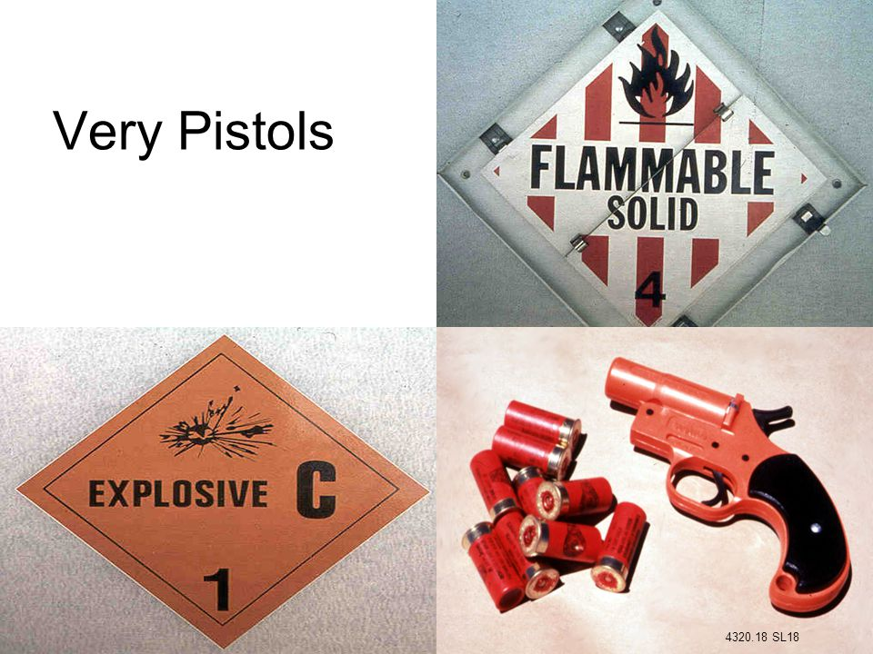 Very Pistols