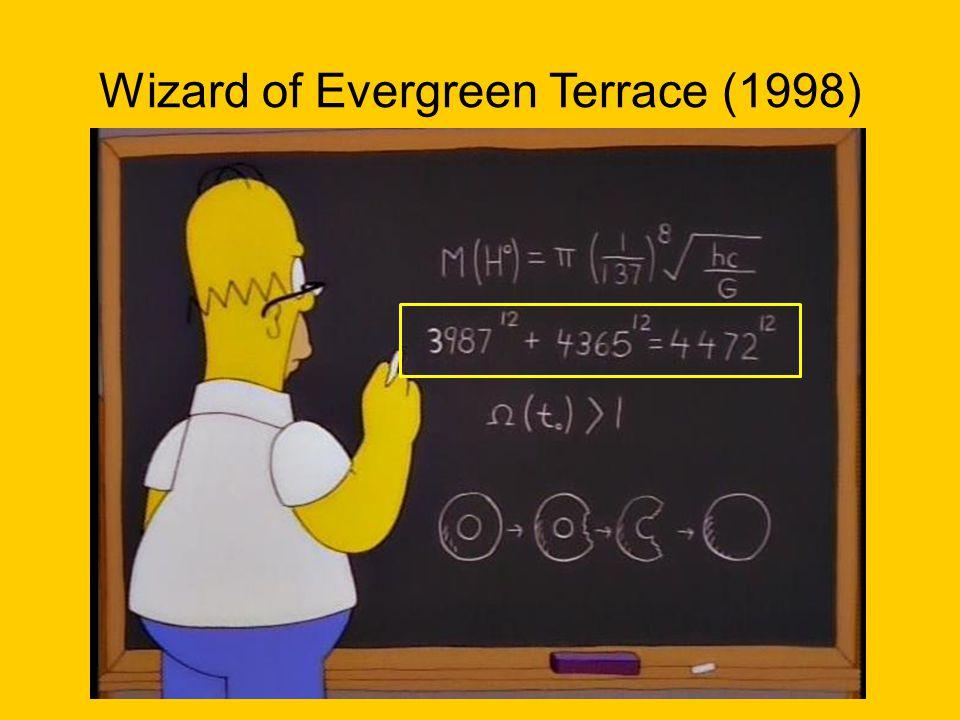 Wizard of Evergreen Terrace (1998)