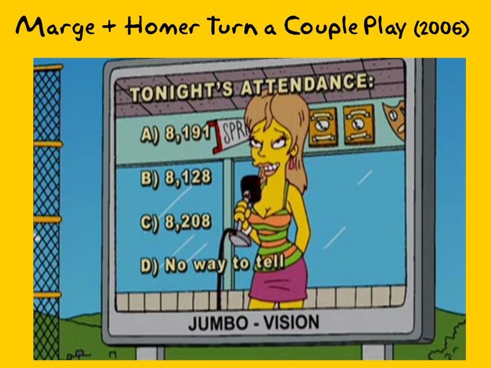 Marge + Homer Turn a Couple Play (2006)