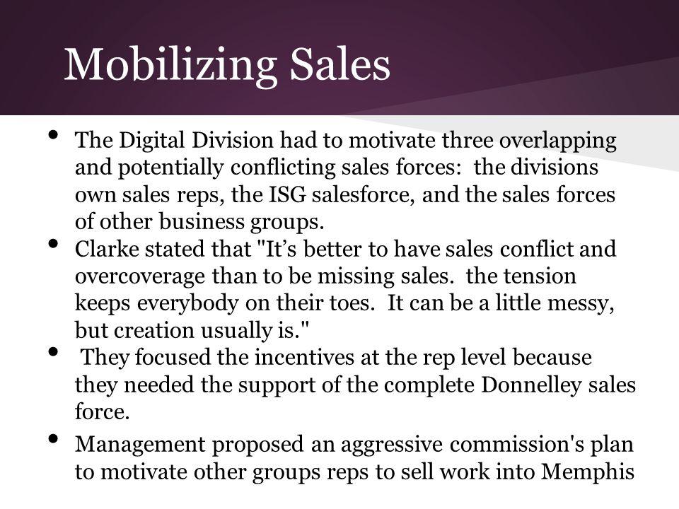 Mobilizing Sales