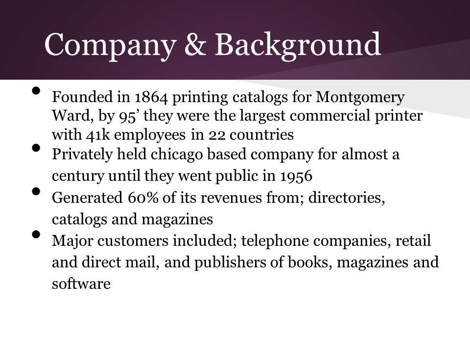 Company & Background