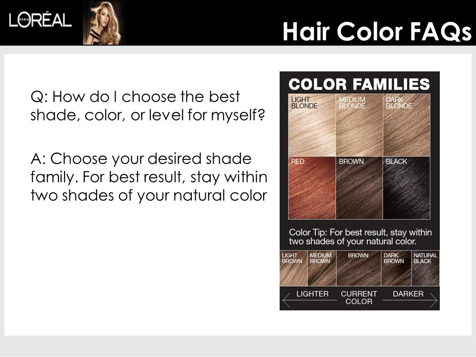 Hair Color FAQs