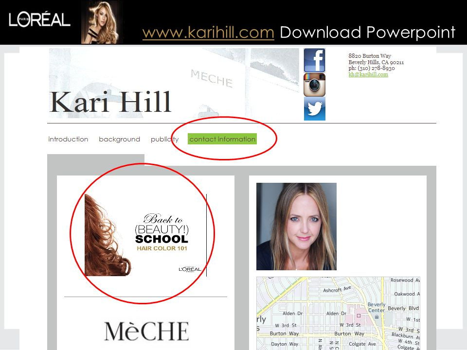 www.karihill.com Download Powerpoint