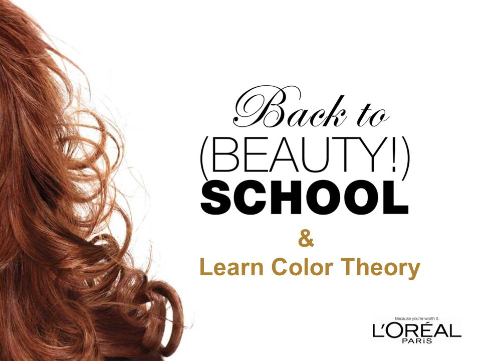 & Learn Color Theory