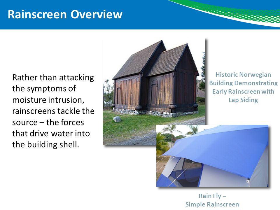 Rainscreen Overview