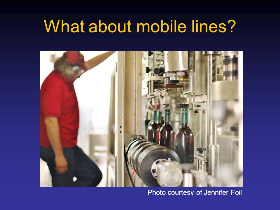 What about mobile lines