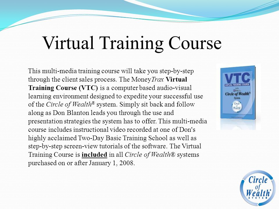 Virtual Training Course