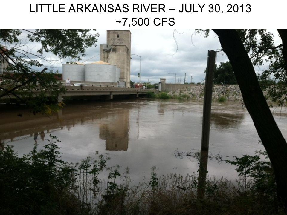 LITTLE ARKANSAS RIVER – JULY 30, 2013