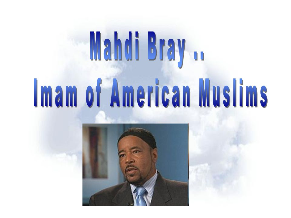 Imam of American Muslims
