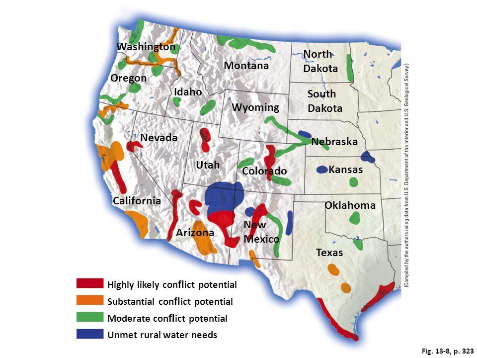 Washington North Dakota Montana Oregon Idaho South Dakota Wyoming