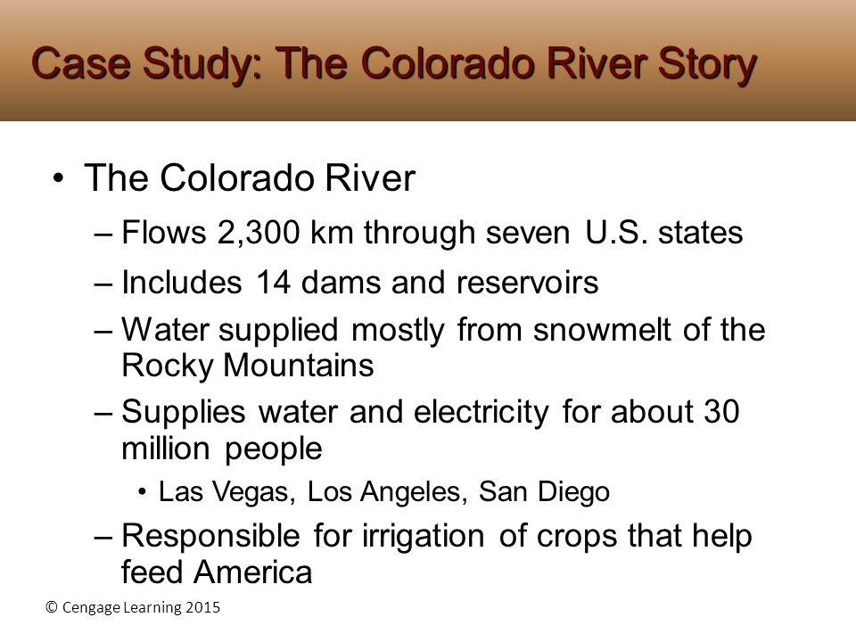 Case Study: The Colorado River Story