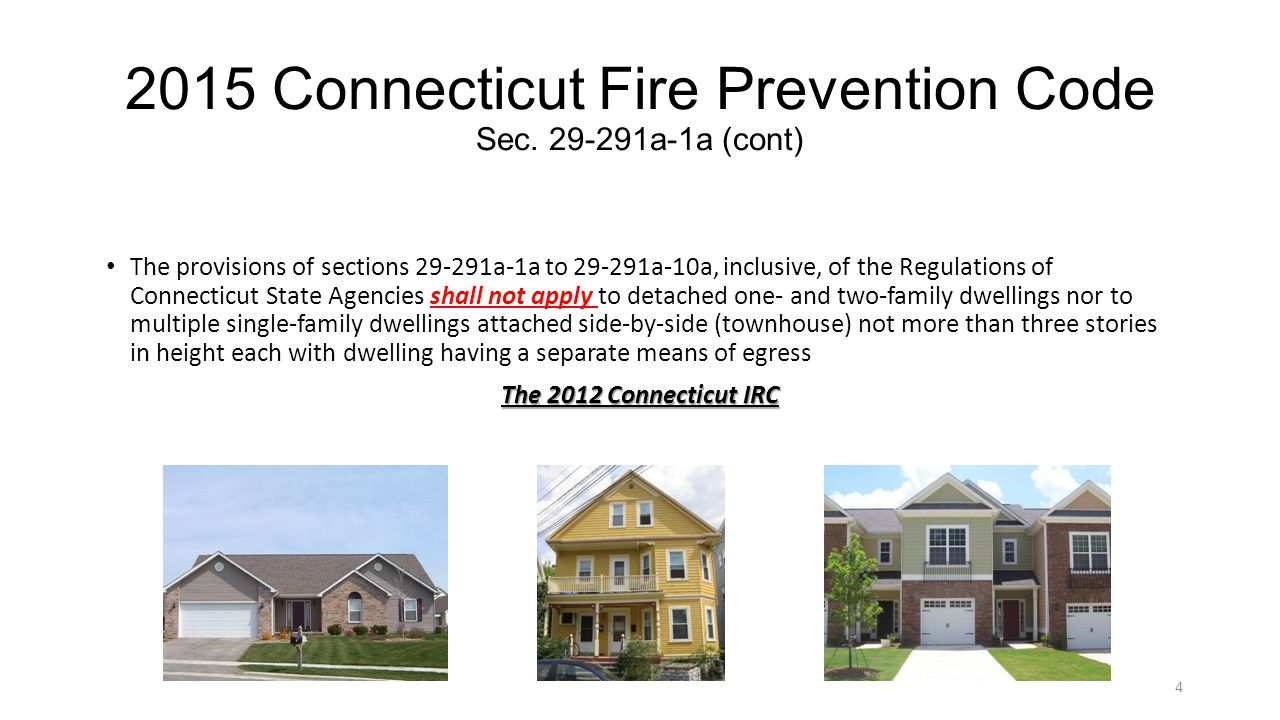 2015 Connecticut Fire Prevention Code Sec. 29-291a-1a (cont)