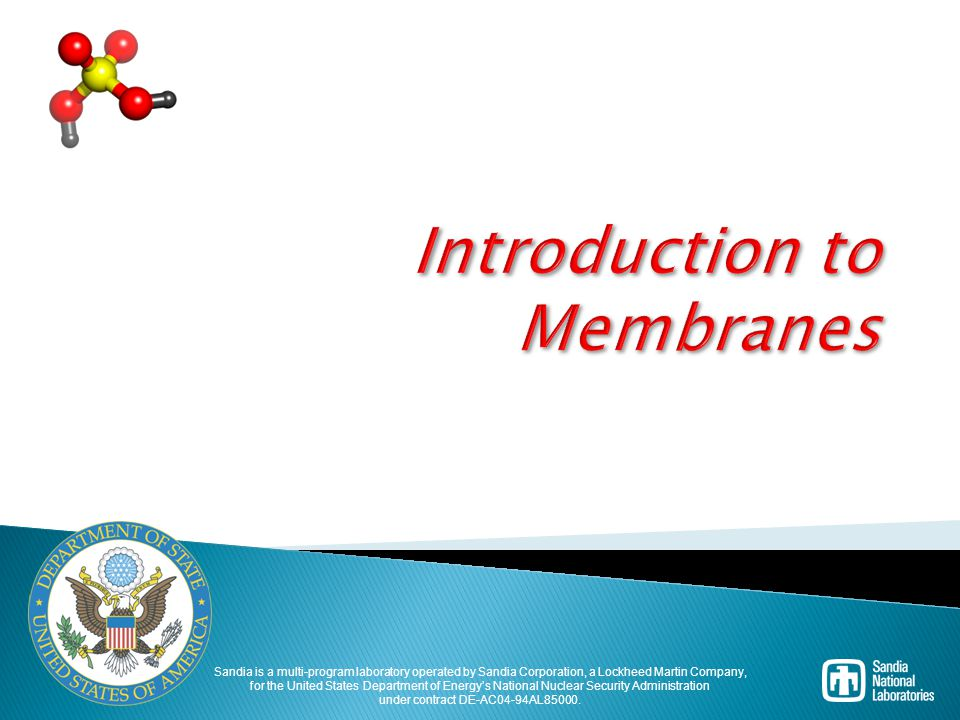 Introduction to Membranes