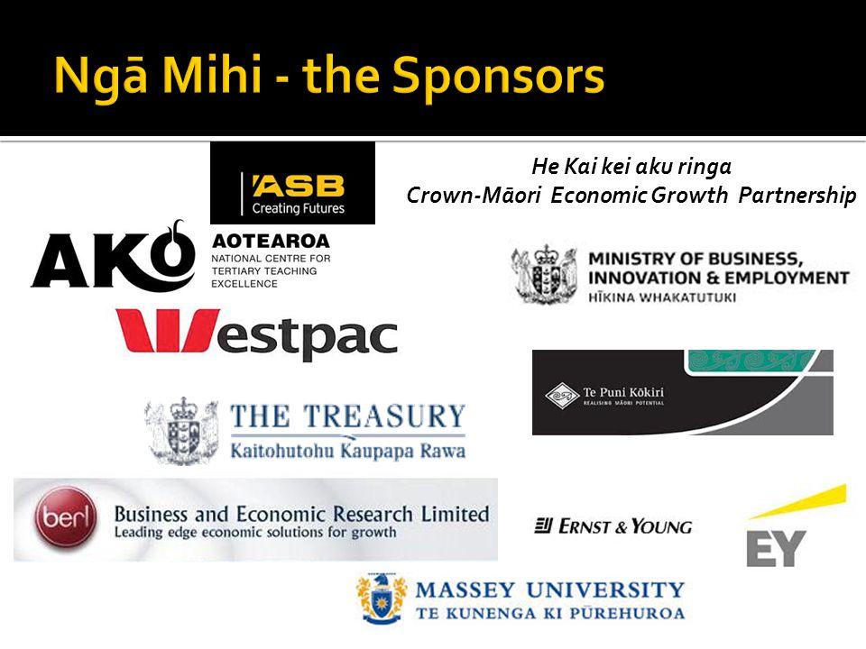 Crown-Māori Economic Growth Partnership