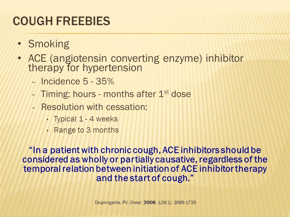 Cough Freebies Smoking