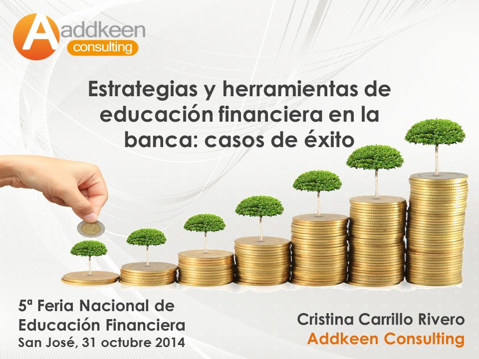 Estrategias y herramientas de educación financiera en la banca: casos de éxito