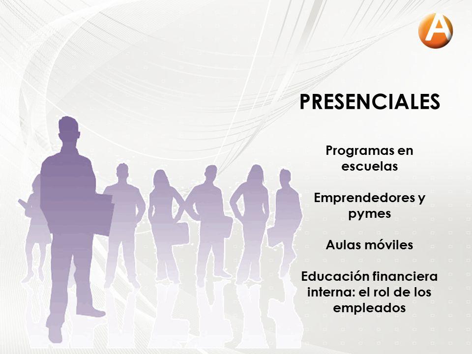 Educación financiera interna: el rol de los empleados