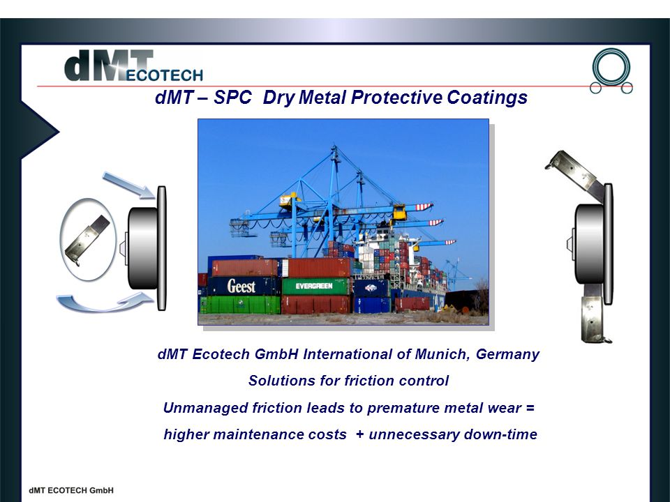dMT – SPC Dry Metal Protective Coatings