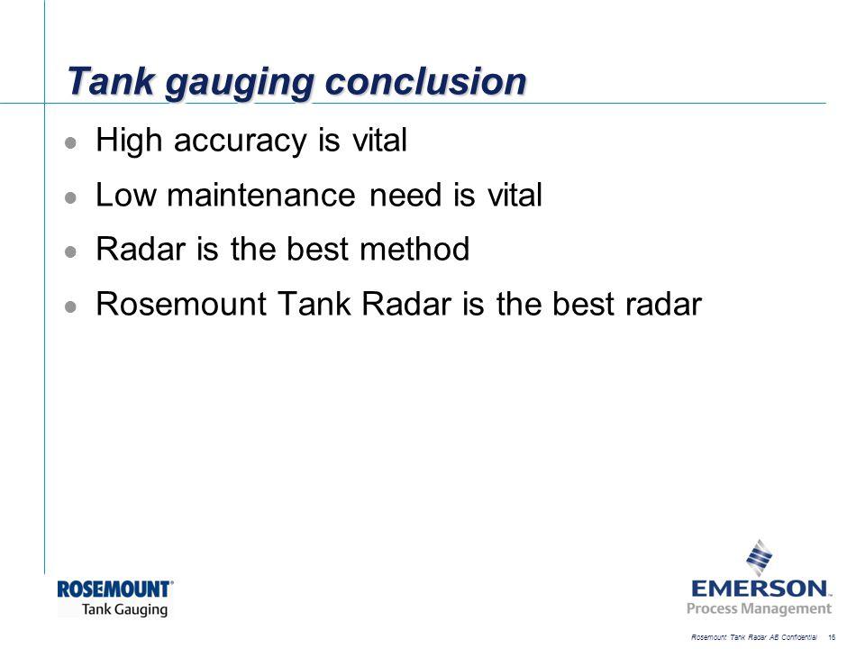 rosemount tankradar rex installation manual
