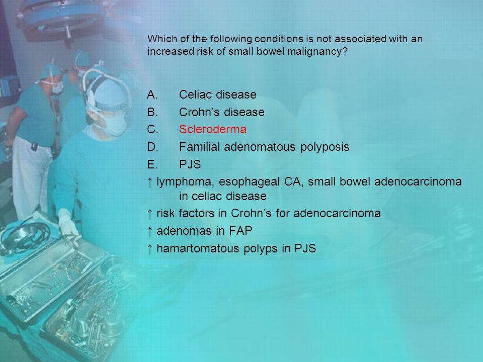 Familial adenomatous polyposis PJS