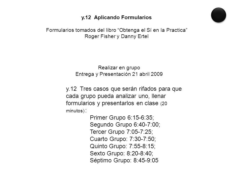 y.12 Aplicando Formularios