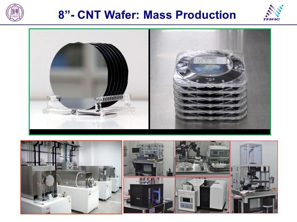 8 - CNT Wafer: Mass Production
