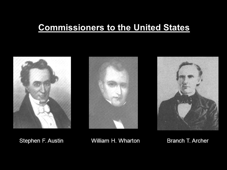 Commissioners to the United States