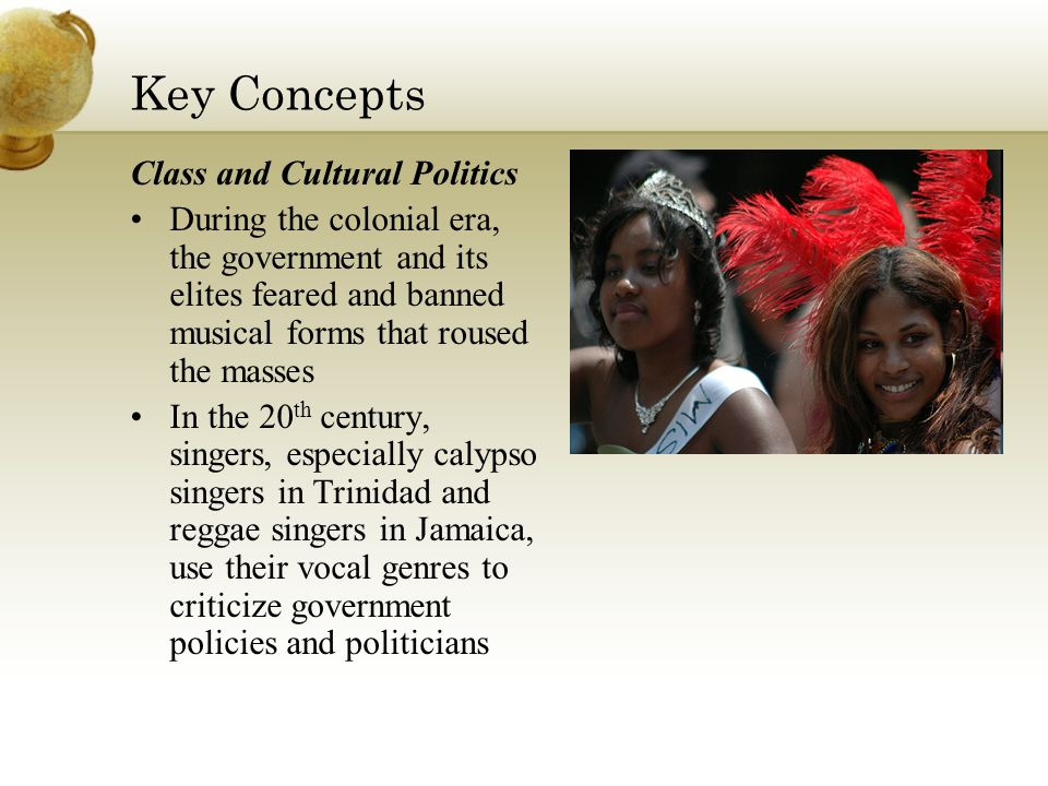 Key Concepts Class and Cultural Politics